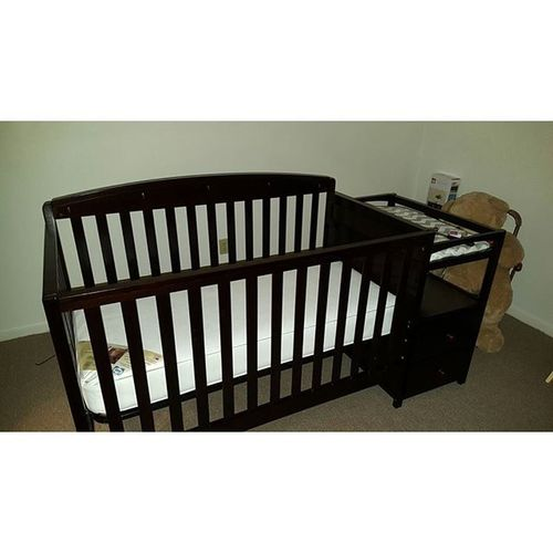 Not bad for 1 hour and 47 minutes. Babycrib