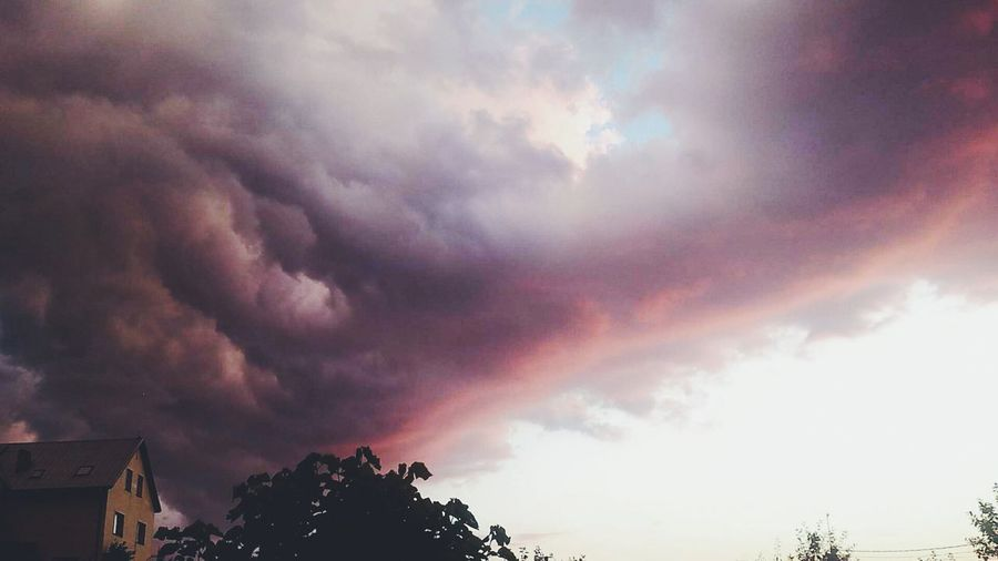 Nature Sky And Clouds Summer Storm First Eyeem Photo
