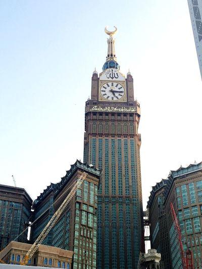 Zemzemtower Mekke Kabe IPhoneography First Eyeem Photo Suudiarabistan Umre FirstEyeEmPic