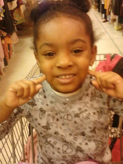 My lil sis to CUTE