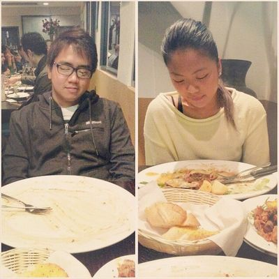 Unsatisfied customers! Hahahaha Darylcruz