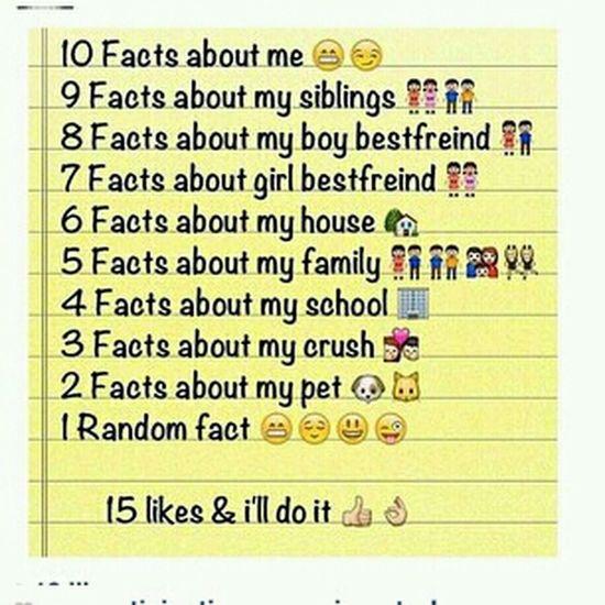 15 likes?