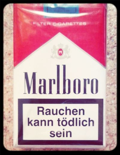 Marlboro nice:'3