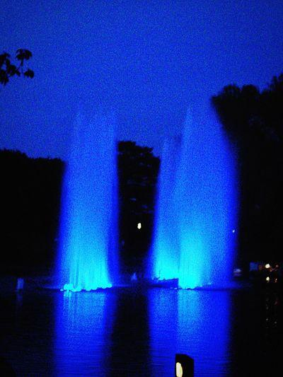 Hamburg Wasser Licht Wasserspiele Musik