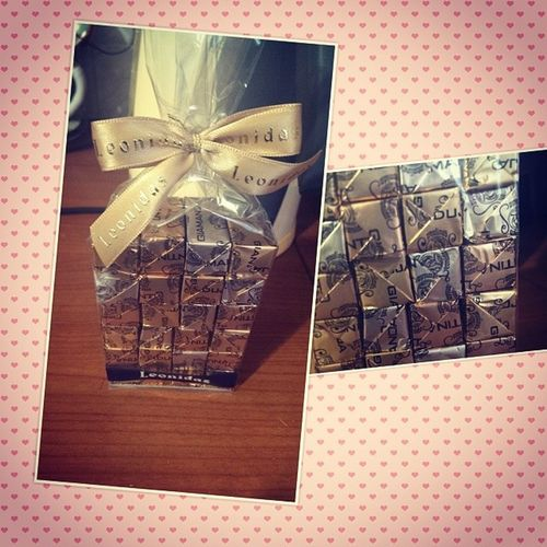 Вот я до них и добралась! Cadeaux Chocolatbelge Leonidas Sweetcandy imlovinit