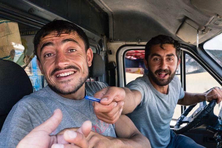 Street Photography Real People Tbilisi Georgia