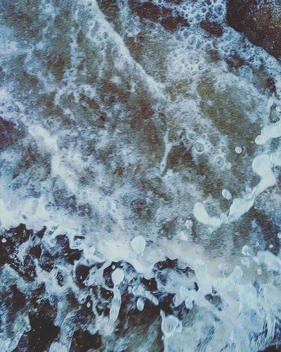 Random Beach Waves Pondi Pondicherryuniversity