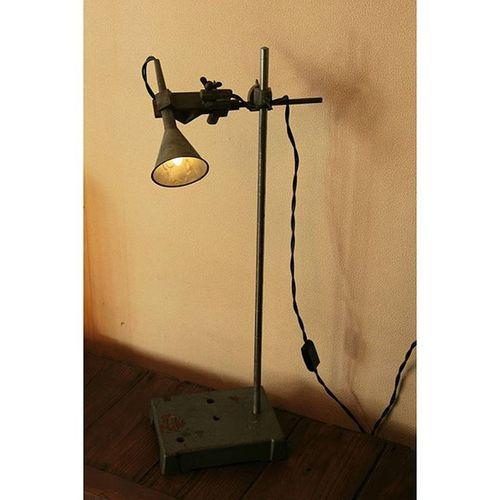 AntiqueCocoa Antiquestore Instadaily Instagood 古道具 古道具屋 照明 作業台 Antique Vintage Storehouse Complex 作業灯