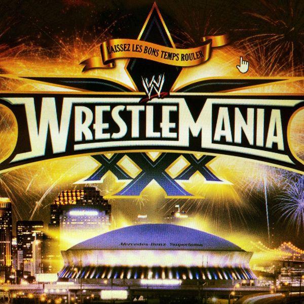 Wrestlemaniaess!] wrestlemania Wrestlemania30