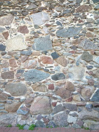 Original Photography Natursteinmauer eines Gebäudes. beeidruckend ästhetisch