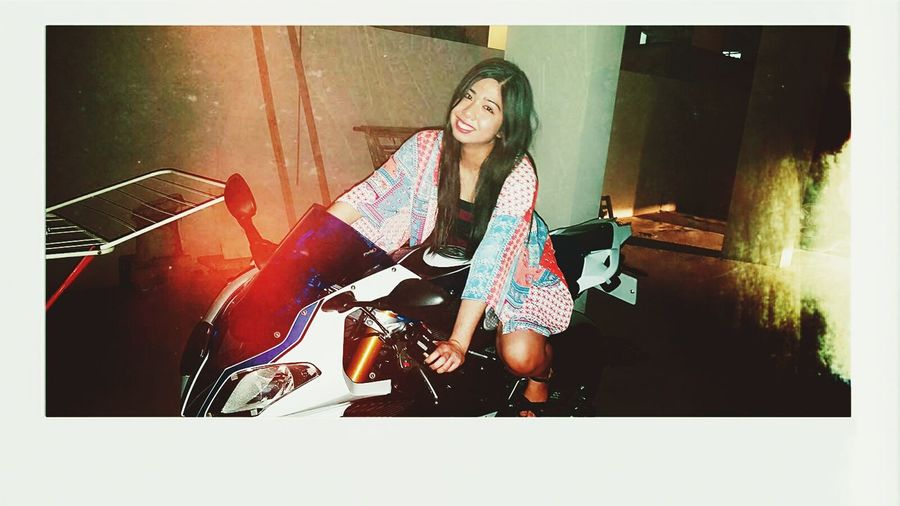 With you I Ride Or Die tonight. Bmw Motorcycle 3amroadtrip Photooftheday Speed Fastandfurious