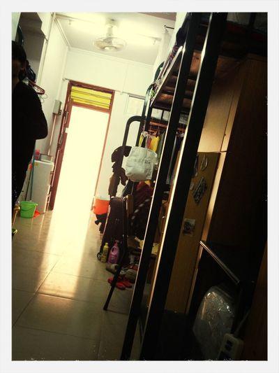 2014.3.23 广州 宿舍