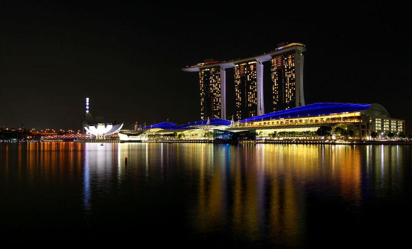 Marina Bay Sands At Waterfront