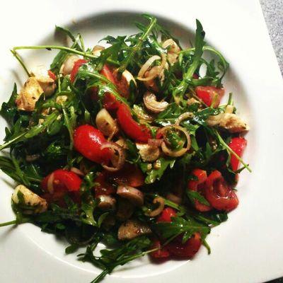 Yummi Rucola Saturday Home Delicious Food Healthy