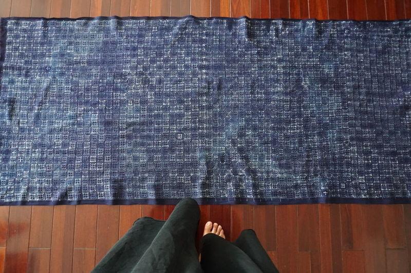6000×4000 Beewax Fabric Handdrawn Indigo Dyeing Packtotheroots Print Textiles Vietnam