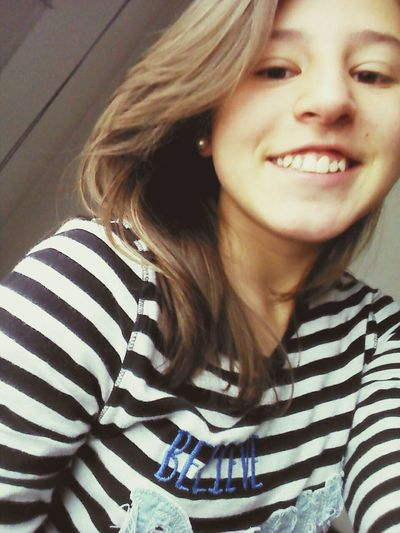 First Eyeem Photo Smile ✌ Bored Hair