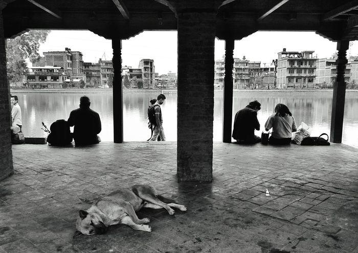 Blackandwhitephotography Mobilephotography Streetphotography Mobilography Urbancity People Kamalbinayak