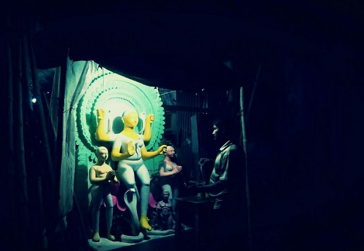 Night OpenEdit Popular Photos Eyem Best Edits Eye4photography  Vivid Eyemphotography Indian Culture  Durgapuja