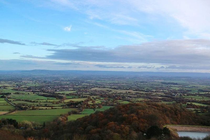 Malvern Hills Sky Landscape Cloud - Sky High Angle View Tranquility Outdoors Hill Scenics Rural Scene Canon Canonphotography