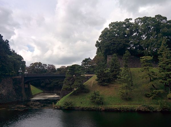 Bridge Calm Castle Garden Hidden Places Imperial Palace Plant River Secret Secret Garden Water Landscape Landscapes Green Ultimate Japan