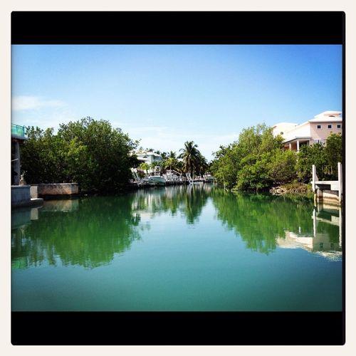 Beautiful day on the boat! Cudjoe Key, Florida