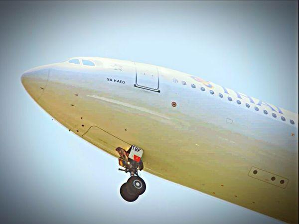 THAT A330-300 HS-TBF Hi!