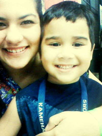 Miss this chubby guy!! All smiles:) Cute Smile