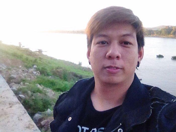 Hello World Enjoying Life That's Me Relaxing Slow Life Gay Thailand