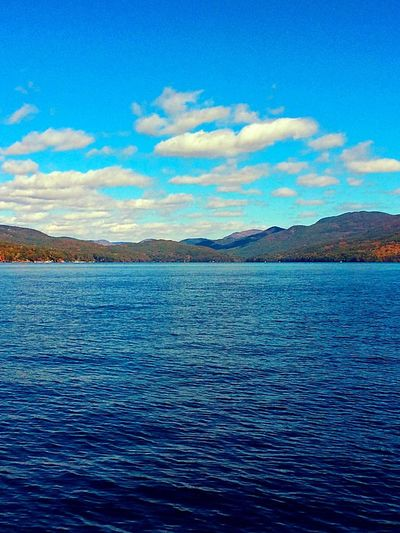 Last day on the lake, 2014 Landscape Lake IPhoneography Mountains