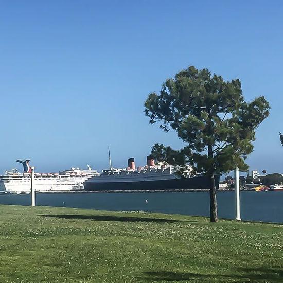Water Ship Long Beach, California USA  EyeEmNewHere
