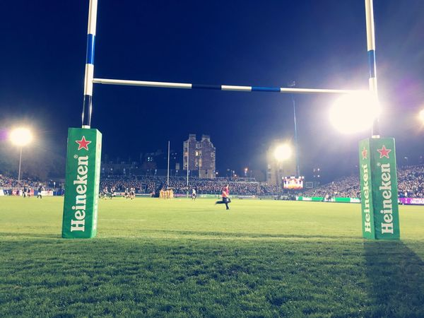 Bath Rugby Between The Posts