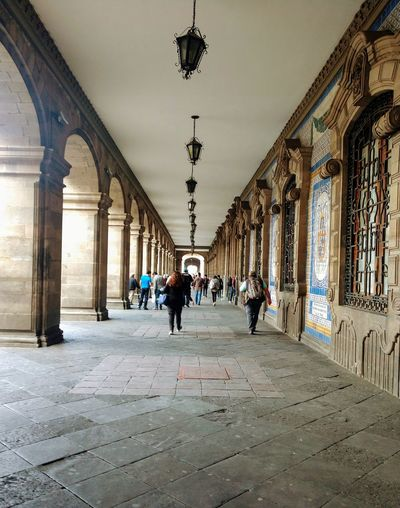Centro Histórico CDMEX City Politics And Government History Architectural Column Arch Architecture Built Structure Travel Palace Museum Past Colonnade Tourist Column Passage Neo-classical Place Of Interest Aged Arcade