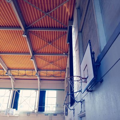 Basketball goal Basketball Goal Gymnasium バスケットゴール 体育館 Architecture Built Structure
