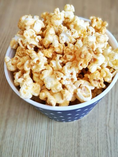 Food And Drink Bowl Food Healthy Eating Indoors  No People Close-up Freshness Ready-to-eat Day Popcorn😍 Popcorn🌽👌 PopcornTime Popcorns Food And Drink EyeEm Best Shots Popcorn :D EyeEm Thailand