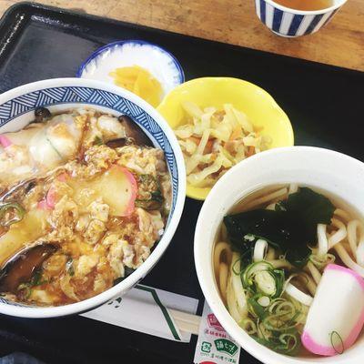 Food Porn Lunch Donburi
