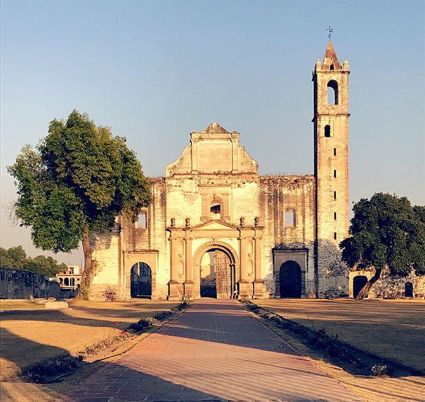 Architecture Mexico De Mis Amores Mimexico No People Cultures Pasado Pueblomagico Tradiciones Mexicanas Puebla Religion