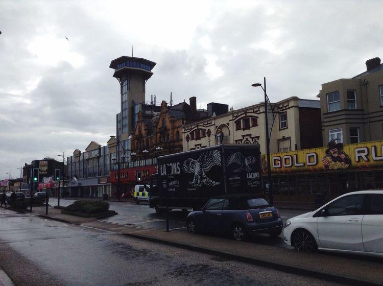 Great Yarmouth. Great Yarmouth Shops Walking Around England Coastline Miserable Miserableweather Travelling