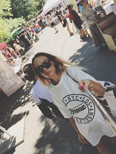 Sunmer Festival Selfie ✌ Enjoying Life
