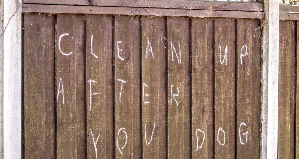 Graffiti Wood -