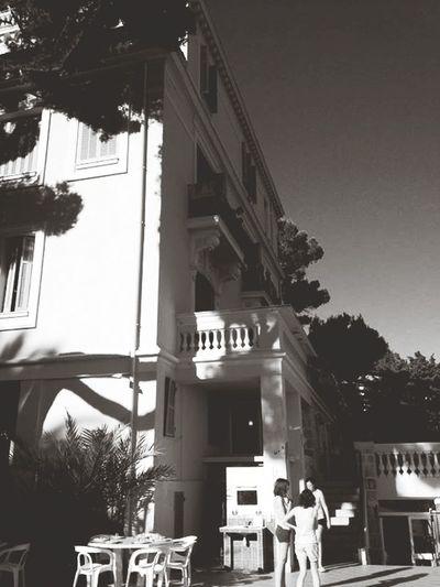 en colonie de vacances :)! Capa Filter Villa