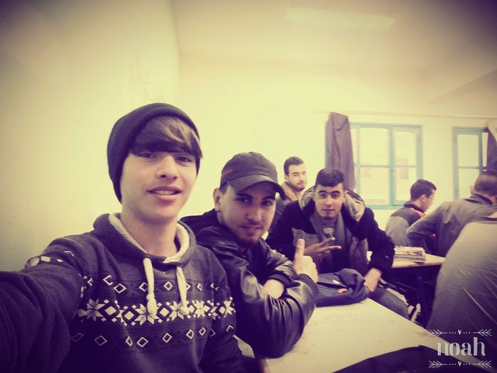 Classmates Classroom Having Fun Crazy Friends Funny Moments Unfergetable Day