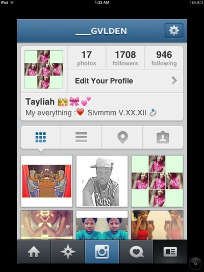 Follow Instagram (3 underscores)