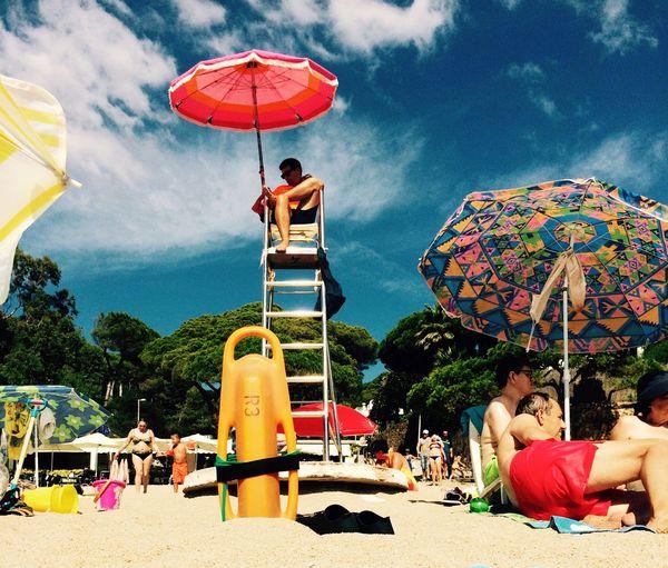 Beach Costabrava Blanes BlanesTurisme Baywatch Baywatchstyle Playa Beachtime♥♥ Summertime Beachphotography Sommergefühle