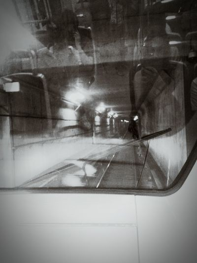Collected Community Train Ride Reflection Train Travellingwithmylove Reflections of the collected community riding the train into Vancouver. Abstract Eyeem Art Shades Of Grey Light And Shadow TakeoverContrast Monochrome Photography