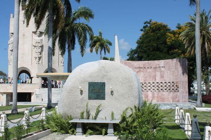 Castro Cementerio Cementerio Santa Ifigenia Cuba Fidel Fidel Castro FidelCastro Santiago De Cuba