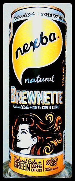 Coffee Brunette Western Script Text Text&images Green Coffee Extract Natural Cola Nexba ® BREWNETTE Nexba ® Green Coffee Nexba Beverages Natural Caffeine Natural Cola + Green Coffee Extract Brewnette Aussie Boys Certified Aussie Boys, Making Real Cola Energy Drinks Energydrink Energy Drink Cans Energydrinks Drink Can Drinkcans EnergyDrinkCans Drinkcan Drink Cans Energy Drink Caffeine Coffee Drinks Caffeine Drinks Greencoffee