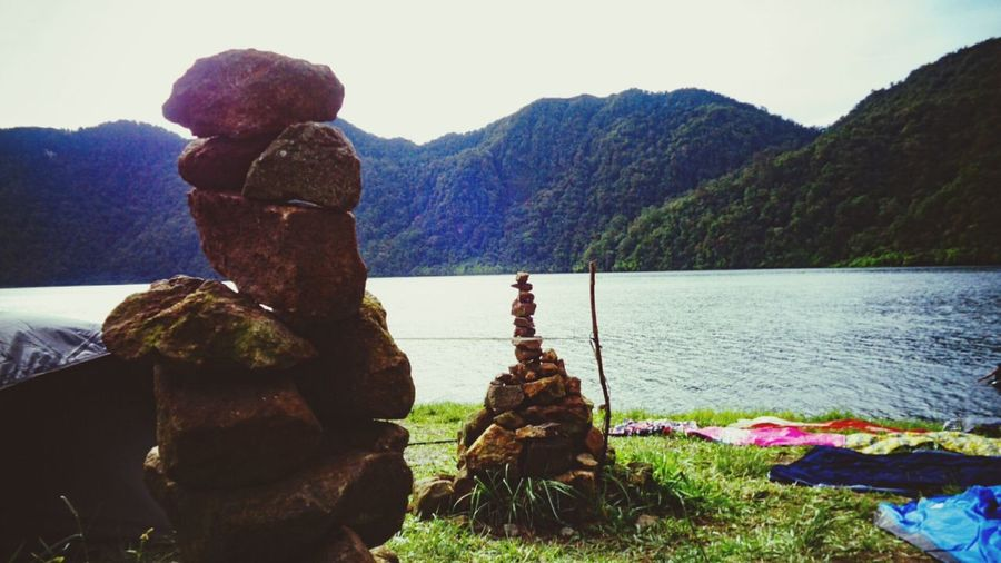 Nature always wears the colors of the spirit. LakeHolonMtParker WhenInTboliSouthCotabato Itsmorefuninthephilippines July30_31_2016