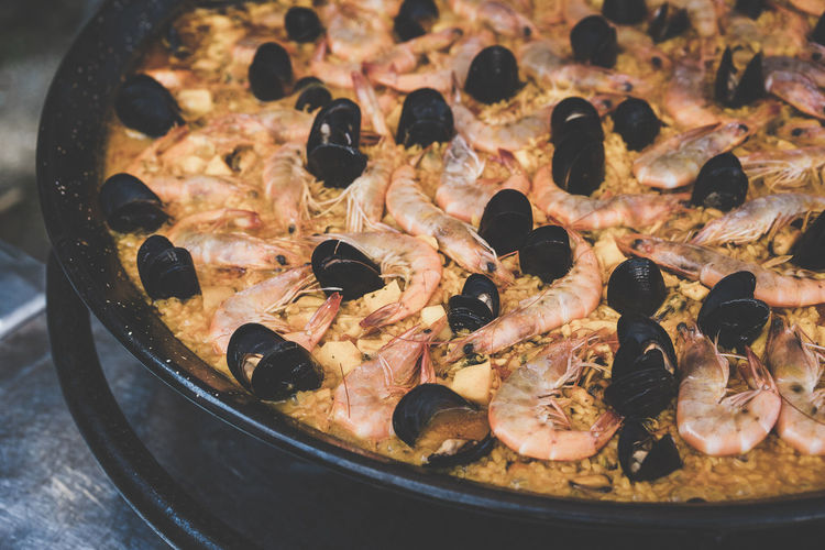Food Food And Drink Paella! Ready-to-eat Freshness Close-up Healthy Eating Healthy Lifestyle Street Food