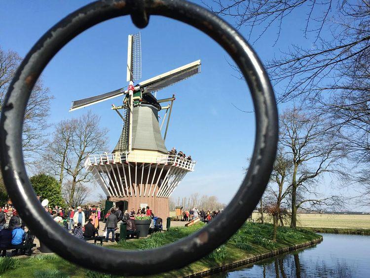 Lise Keukenhof Garden Keukenhof Holanda Moinho The Week On EyeEm