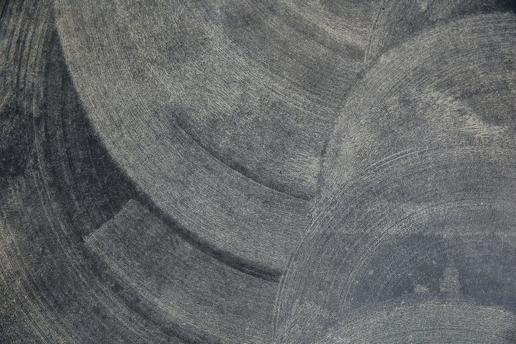 Backgrounds Wall Steel Slate Bakelite Chalk Spatula Brush Building Color Palette